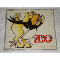 Los Hijos De Zoo - El Tango Del Perro Cd Promo Melody 1997