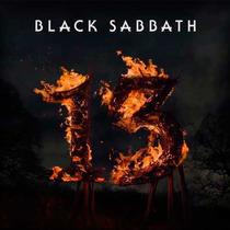 Black Sabbath / 13 / Cd, Disco Con 9 Canciones