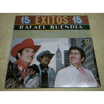 Disco Lp Rafael Buendia - 15 Exitos -