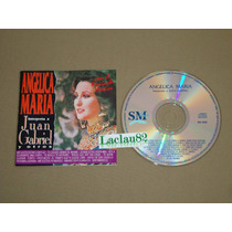 Angelica Maria Interpreta A Juan Gabriel Y Otros Sm Music Cd