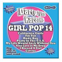 Party Tyme Karaoke: Chica Pop - Vol. 14