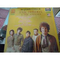 Eric Burdon & The Animals Lp De 33 De 12 Los Grandes Exito