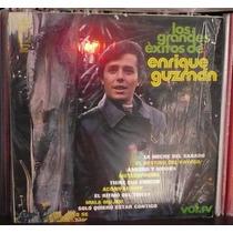 Enrique Guzman Lp Los Grandes Exitos De ... Vol 4