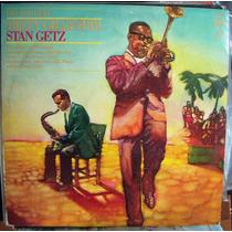 Jazz Inter, Dizzy Gillespie, Stan Getz Lp12´, Hecho En U S A