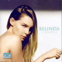 Belinda / Catarsis. Cd, Disco Con 12 Canciones