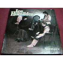Disco Lp Los Humildes - Siempre - Interpretan Doce Exitos