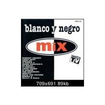 Cd Primer Edición De Blanco Y Negro: Mix 1996