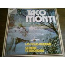 Disco De Acetato De Yaco Monti