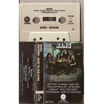 Bang Tape Cassette Mother 1972 Raro Sabbath Americano