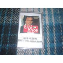 Julio Iglesias Cassette Sono Un Pirata Sono Un...¡importado!