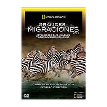 Dvd Triple Documental National Geographic:grandes Migracione