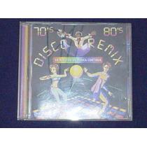 Cd 70¨s Disco Remix 80s Prodisc Sdl 22129 Coundown Music