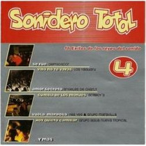 Cd Varios: Sonidero Total 4 2001