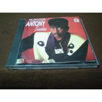 Antony Santos - Cd Album -me Enamore (corazon Culpable)* Mmu