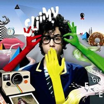 Sliimy Paint Your Face Cd (mika - Katy Perry - Britney)