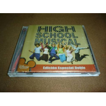 High School Musical-cd Doble-special Edition Soundtrack Nvd