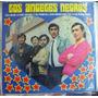 Rock Sudamericano, Los Angeles Negros, Lp 12´,