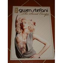 Gwen Stefani The Sweet Scape Program Tour 2007