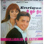 Rock Mexicano, Enrique Guzman, A Go Go, Lp 12´,