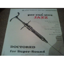 Disco Acetato De Percussive Jazz Doctored For Super Sound