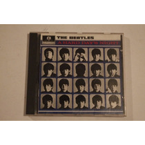 Cd The Beatles A Hard Day