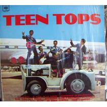 Nvd. Rock Mexicano, Teen Tops Reedicion Lp 12´,