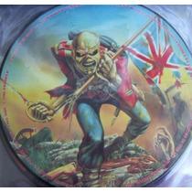 Heavy Metal . Iron Maiden Fotodisco 12´,