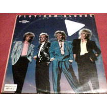 Disco Lp Platinum Blonde - Alien Shores -