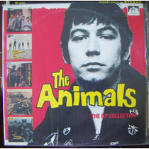 Rock Inter, The Animals. (the Ep Collection )lp 12´,