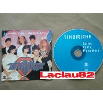 Timbiriche Corro Vuelo Me Acelero 1998 Compact Disc