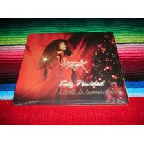 Amanda Miguel / Cd Feliz Navidad A Toda La Humanidad - Vbf