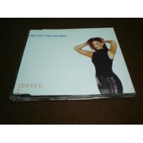 Myriam Hernandez - Cd Single - Deseo * Vrn