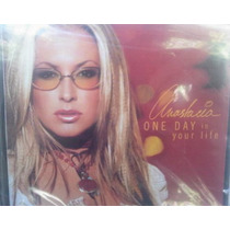 Anastacia One Day In Your Life Cd Sencillo Mexicano, Raro