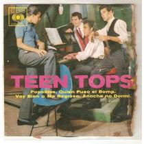 Teen Tops Ep Presumida Rock Mexicano