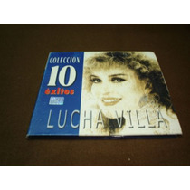 Lucha Villa - Cd Album - Coleccion 10 Exitos Bim