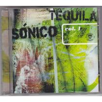 Cd Tequila Sonico Opcion Sonica Gerardo Enciso Jose Fors