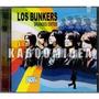 Cd/dvd De Los Bunkers: Grandes Exitos 2008