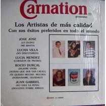José José, Juan Gabriel, Lucia Mendéz, Rocio Durcal, Lp 12´,