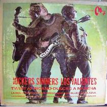 Rock Mex(varios) Los Sinners, Jockers Y Los Valientes Lp 12´