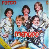 Pop Sudamericano,menudo, ( Fuego), Lp 12´,