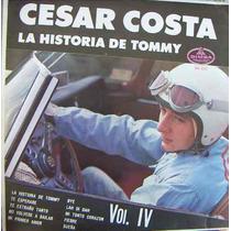 Nvd, Cesar Costa Lp12´, La Historia De Tommy