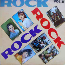 Rock Mex(varios) Enrique Guzman. Rock, Rock, Rock. Vol 2 Lp