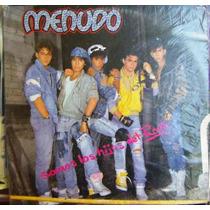 Pop Sudamericano, Menudo, Somos Los Hijos Del Rock, Lp 12´,