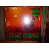 Wang Chung To Live & Die In L.a. Ost Disco Lp Vinil Acetato
