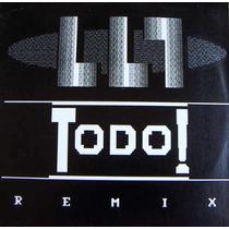 Rock Tecno Mexicano, Llt, Todo!, Maxi 12´,
