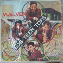 Rock Mexicano, Los Teen Tops,lp12´,hecho En México