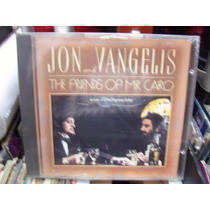 Jon And Vangelis The Friends Of Mr. Cairo Cd New Import Prog