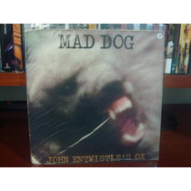 Mad Dog -vinil Lp- John Entwistle