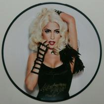 Lady Gaga Born This Way Part 2 Picture Disc Ltd Edition Dj