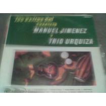 L.p.trio Manuel Jimenez Y Urquiza